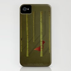 Little Red Ridding Hood Slim Case iPhone (4, 4s)
