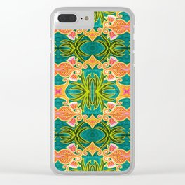 Florida Room Clear iPhone Case