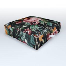 Midnight Garden III Outdoor Floor Cushion