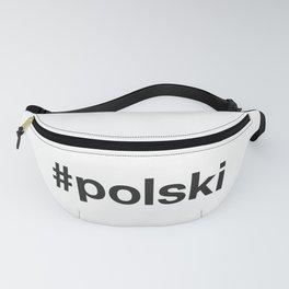 POLSKI Hashtag Fanny Pack