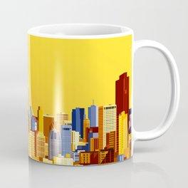 San Francisco on a sunny day Coffee Mug