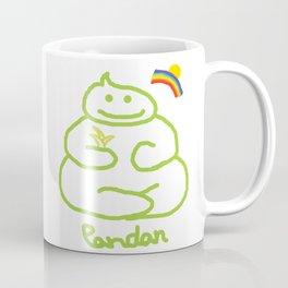 Pandan Coffee Mug