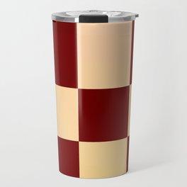 JPEG Compression Quads Travel Mug