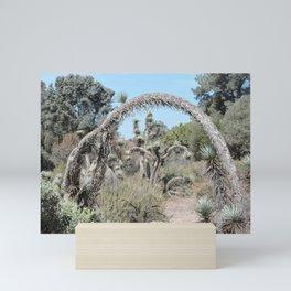 Joshua Tree Arch Mini Art Print