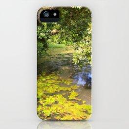 Heligan Gardens 2/4 iPhone Case
