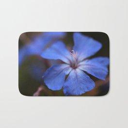 Forest Blue Bath Mat