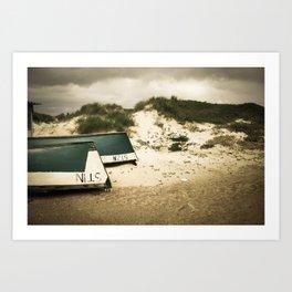 Western Cape, South Africa - SAWC04 Art Print