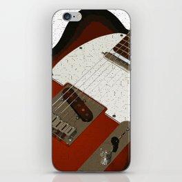 Electric Guitar iPhone Skin