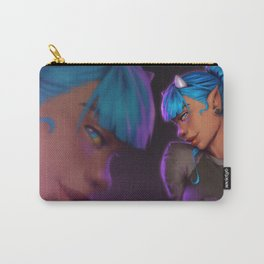 Frankie: Who Me? Carry-All Pouch