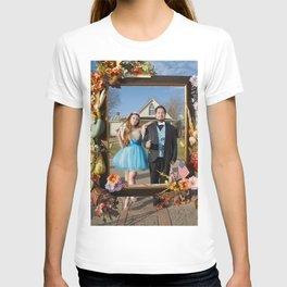 American Gothic Quinceañera T-shirt