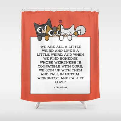 Dr Seuss Shower Curtains Society6
