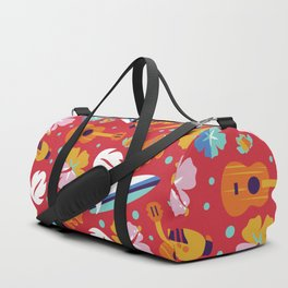 Ohana Means Family Duffle Bag