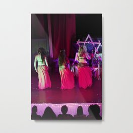 Belly Dancers 3 Metal Print