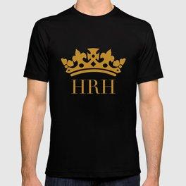 HRH Her Royal Highness T-shirt