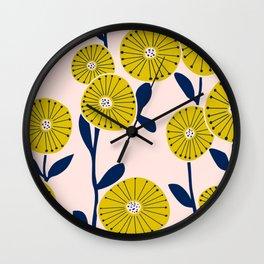 Garden Dreamer Wall Clock