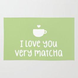 Love You Very Matcha Rug