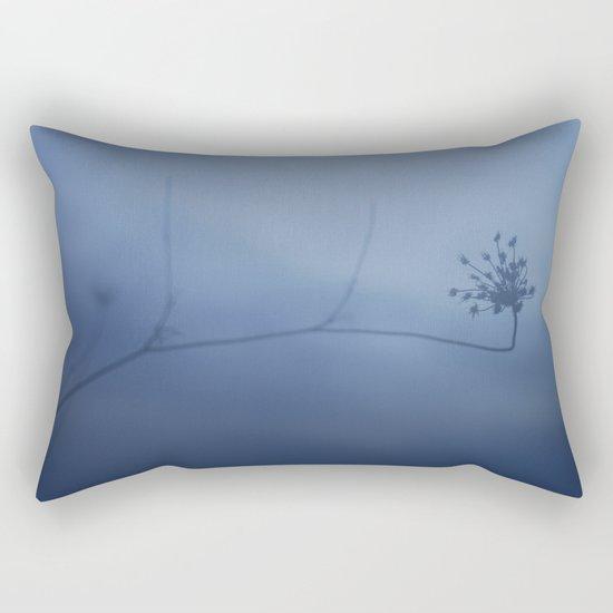 """""""Blue dream"""" Rectangular Pillow"""