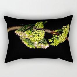 Euodia Bloom Rectangular Pillow