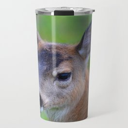Sitka Black-Tail Fawn Travel Mug