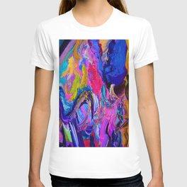 Abstract Viscosity T-shirt