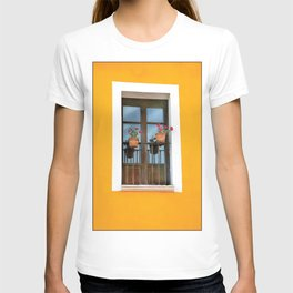 Balconies of Puebla  T-shirt