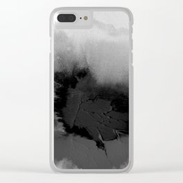 Synergy 1B9 by Kathy Morton Stanion Clear iPhone Case