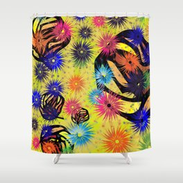 March of Spring 2019 Shower Curtain