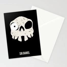 Sir Daniel Stationery Cards