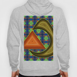 Absorbing triangle ... Hoody