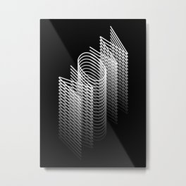 FOREVER NOW Metal Print