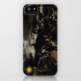 Halloween OUAT iPhone Case