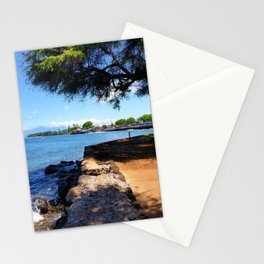 Waterfront View Stationery Cards