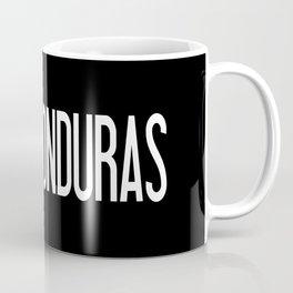 Honduras: Honduran Flag & Honduras Coffee Mug