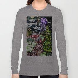 Lava Movement Long Sleeve T-shirt