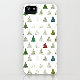 083 - Happy Owly found its winter home iPhone Case