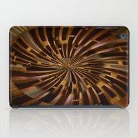 labyrinth iPad Cases featuring Labyrinth by Syella