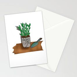 """""""Lucky"""" Bamboo Stationery Cards"""