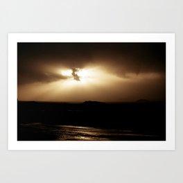 Iceland 1 Art Print