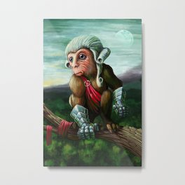 Ape's Eye View Metal Print