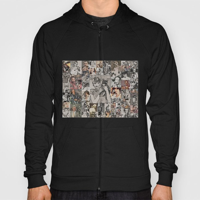Famous Cat Lovers Hoody