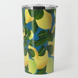 lemon tree Travel Mug