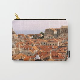 Dubrovnik, Croatia. Sunset. Carry-All Pouch
