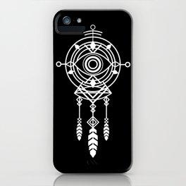 Cosmic Dreamcatcher iPhone Case