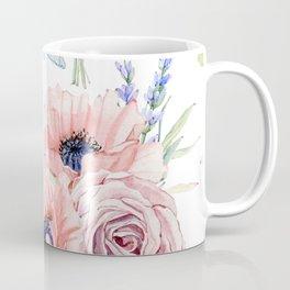 Fall Country Flowers Coffee Mug
