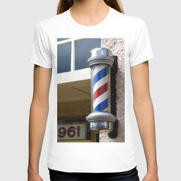 Barber Sign T-shirt