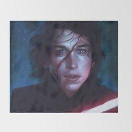 Kylo Ren Throw Blanket
