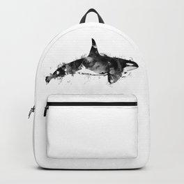 Killer Whale Backpack