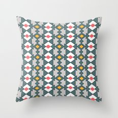 pattern series 043 Throw Pillow