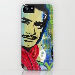 Mauricio Garces iPhone Case