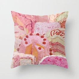 Cakewalk Throw Pillow